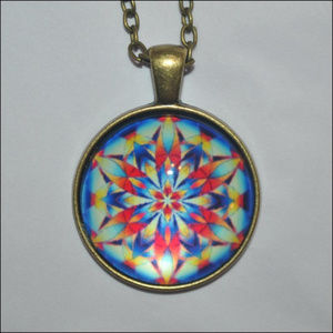 Jewelry - Dome Necklace